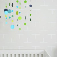 Making Five Dollar Nursery Wall Decals