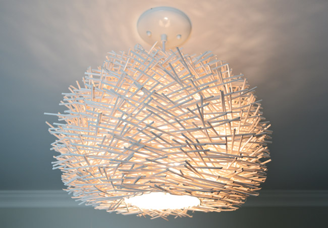 Converting A Lamp Into A Pendant Light