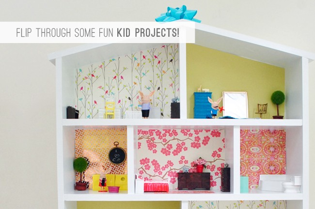 2 Flip Through Some Fun Kids Projects