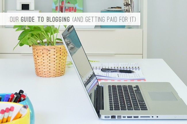 7 Our Guide to Blogging And Making Money From It