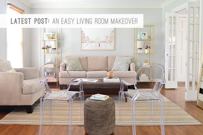 9 Latest Post: Neutral Living Room Makeover