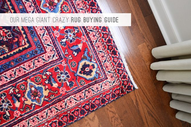 7 Rug Buying Guide