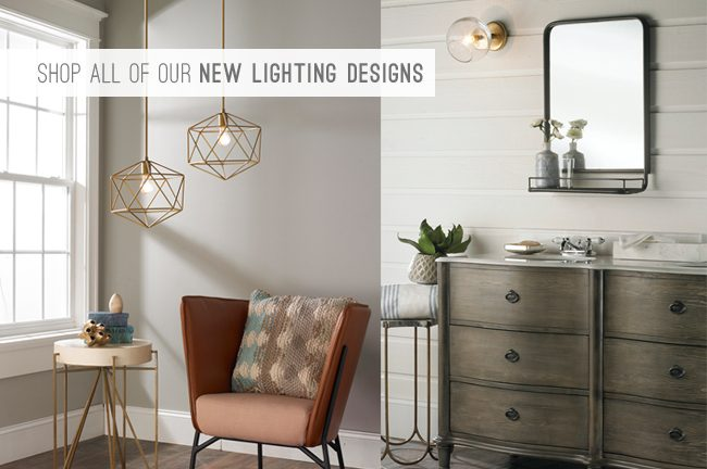 6 Shop All Of Our New Lighting