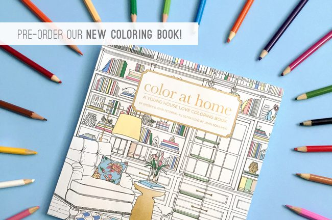 1 Pre-Order Our New Coloring Book