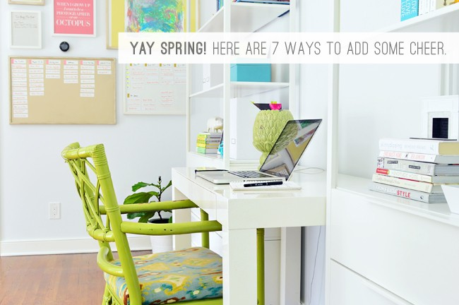 1 Sweet (And Deceptively Simple) Spring Projects