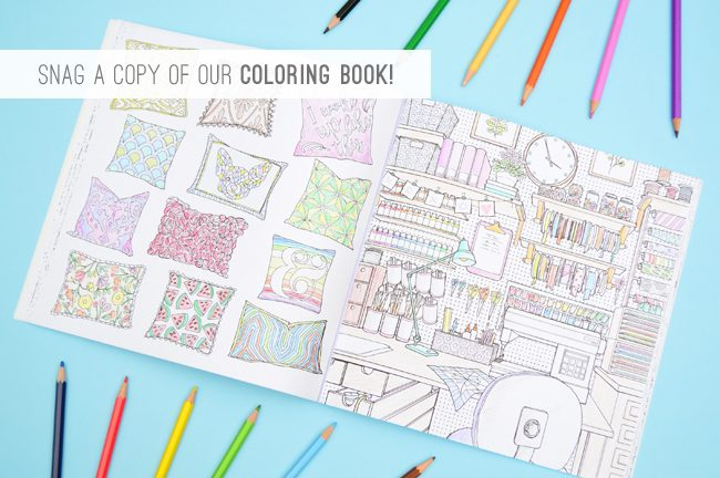 5 Snag A Copy Of Our Coloring Book