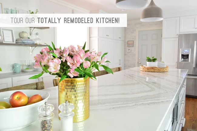 9 Latest Post: Tour Our Totally Remodeled Kitchen