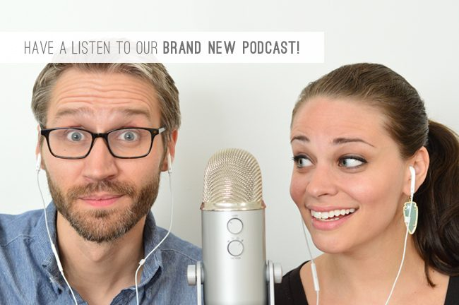 6 Listen To Our Brand New Podcast