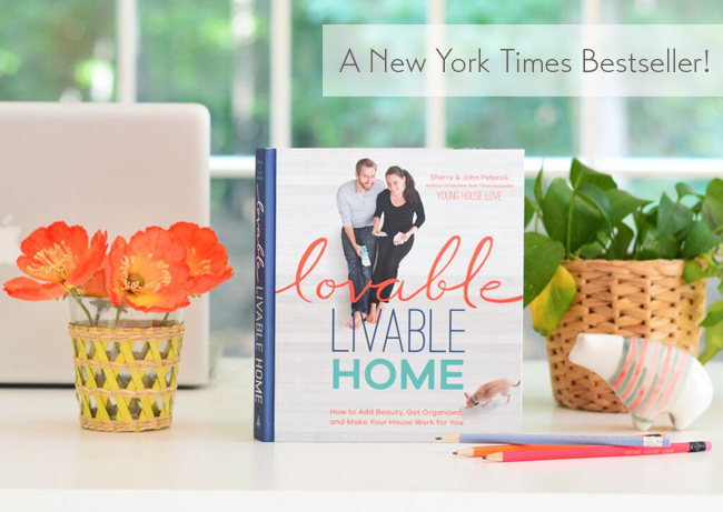 lovable livable home new york times bestseller