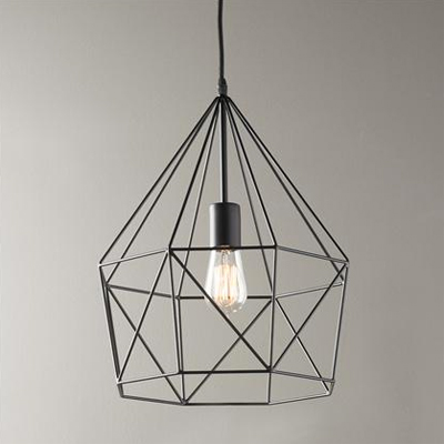 Geometric Lantern (2 colors!)