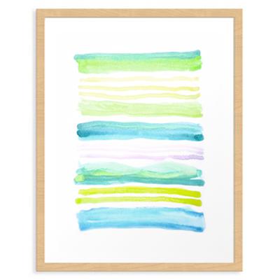 Lines #2 Art Print