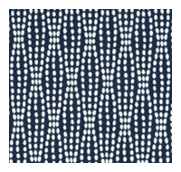 Dotted Strands Fabric