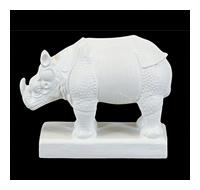 Ceramic Rhino