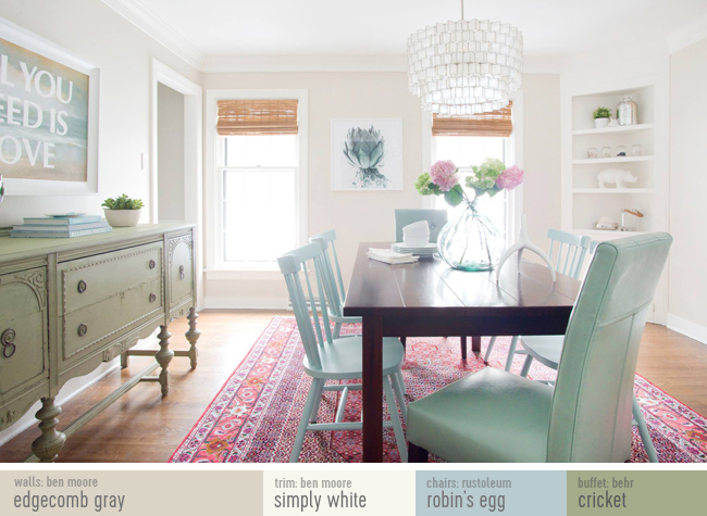 shop dining room edgecomb gray cricket robin s egg. Shop Our House  Room By Room   Young House Love