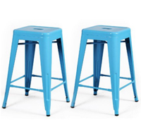 Fun Industrial Stools