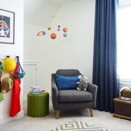 Outer-Space-Kids-Room-Corner