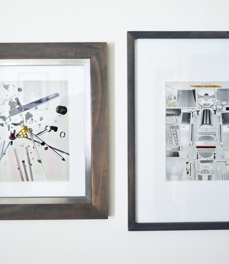 Boys Outer-Space-Bedroom Things-Come-Apart-Art