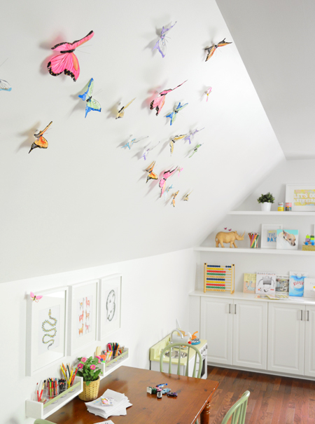 Playful-Family-Bonus-Room-Butterfly-Wall-Angle