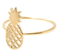 Pretty Pineapple Ring
