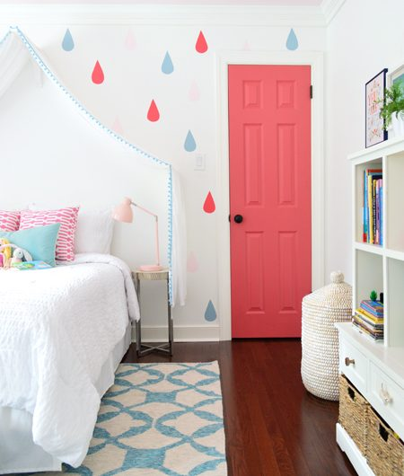 Evolution Of A Room, Girl's Bedroom Edition