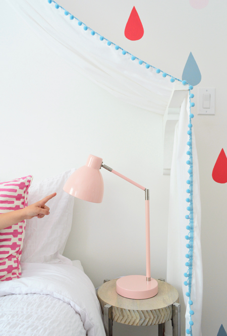GirlsRoom-Pink-Touch-Lamp-Bedside