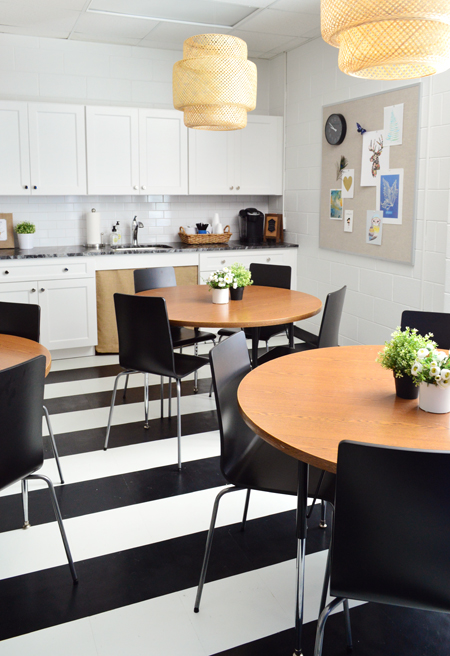 Teachers-Lounger-Eating-Tables-Kitchen