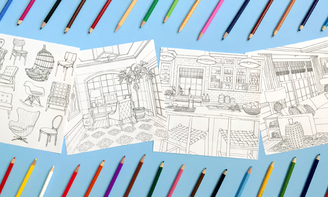 color-at-home-interior-decor-adult-coloring-book
