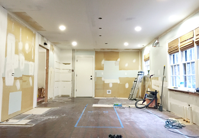 kitchen-demo-drywalled