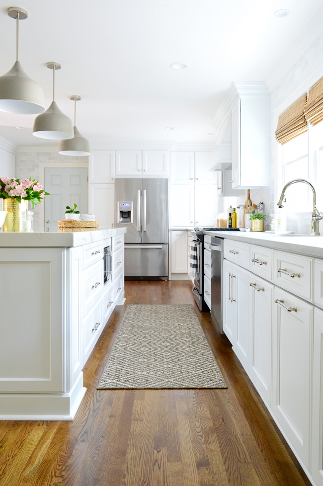 Kitchen Remodel Before and After | Patricia Straus Nashville Homes