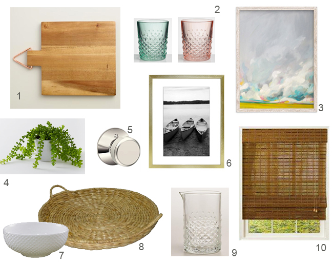 kitchen-makeover-mood-board-accessories-wood-gold-silver