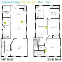 Beach House Video Tour & Floor Planning