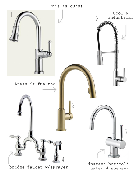 pull-down-faucets