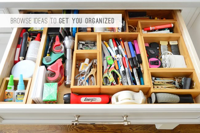 7 Browse Ideas To Get Your Organized