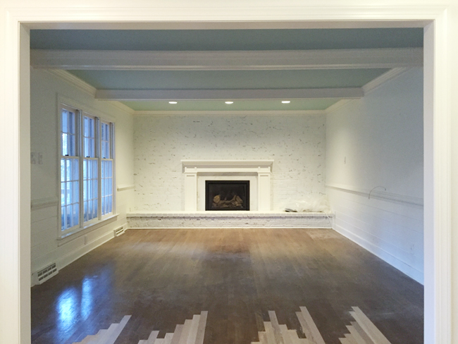refinishing your hardwood floors: what to expect | young house love