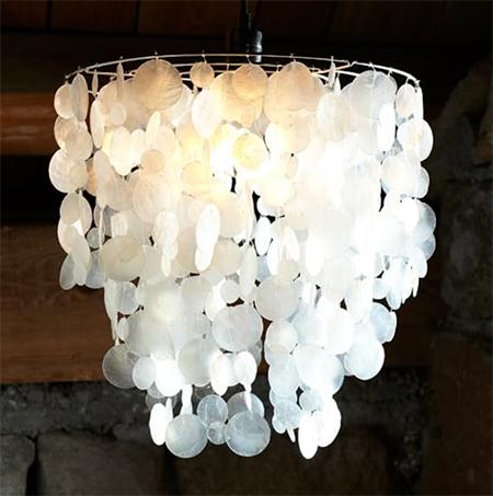 super-sale-capiz-chandelier-west-elm