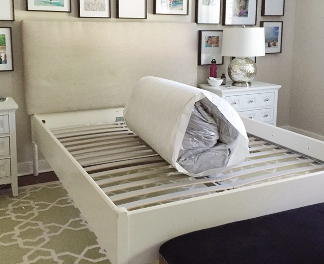 Why We Returned Our Mail-Order Foam Mattress