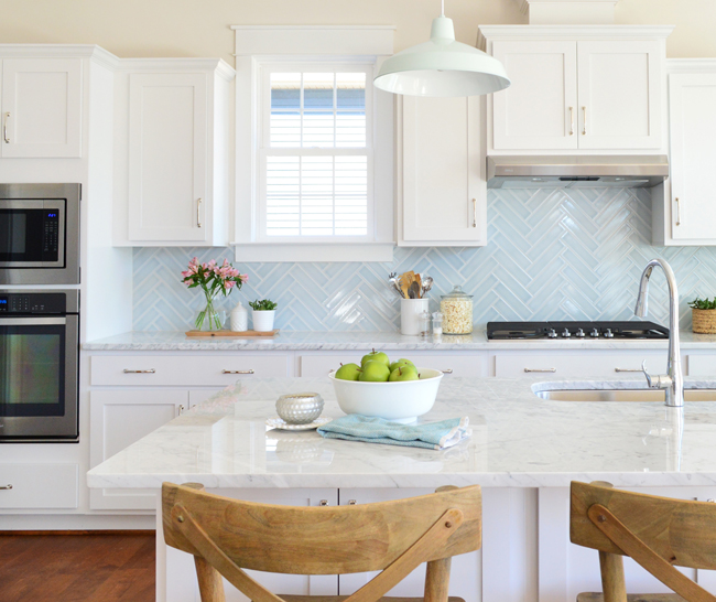 How We Planned The Beach House Kitchen