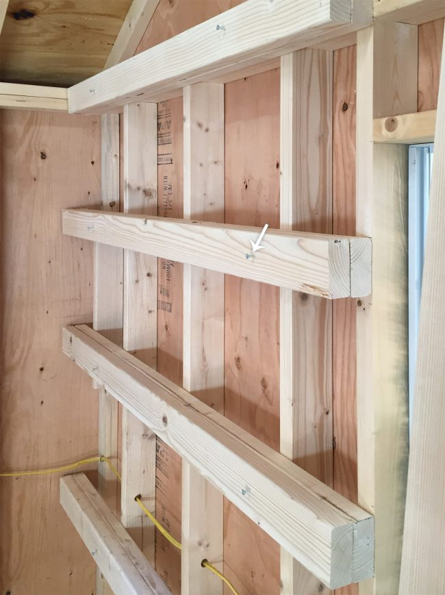 Bon Shed Storage Ideas Ana White Garage Shelves