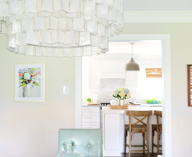Light Fixtures That Work Together Without Being Boring
