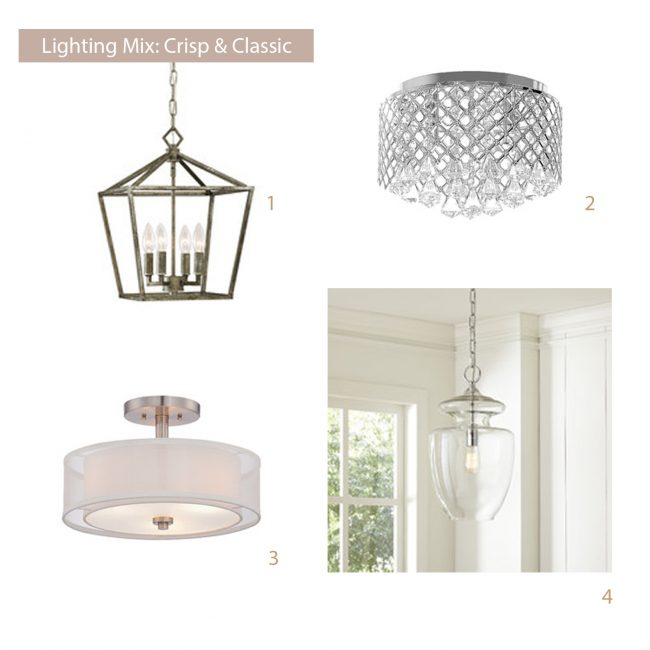 how to select light fixtures classic mood board
