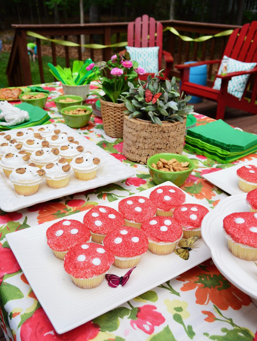Two Easy Kids Party Ideas Into The Woods Under The Sea