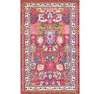 Patterned Turkish Rug