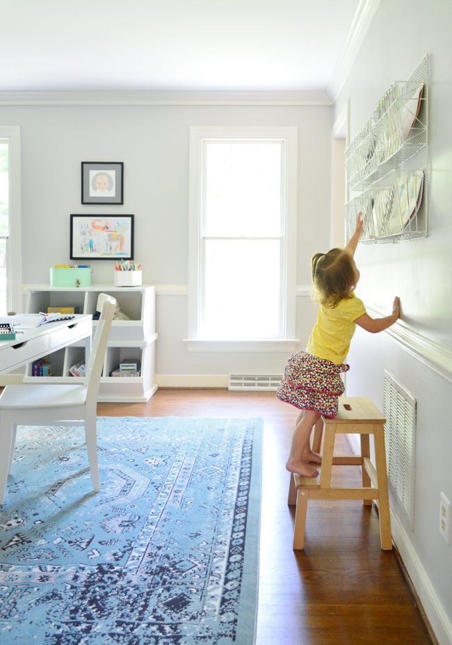 Easy Makeover A Hardworking Homework Room Young House Love