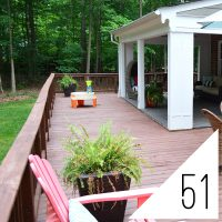 #51: Why We Want To Tear The Deck Off Our House