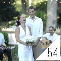 #54: What We'd Change About Our $4000 Backyard Wedding