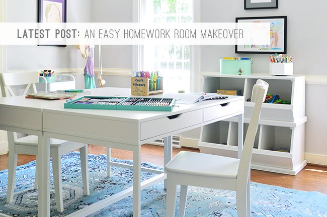 9 Latest Post: Homework Room