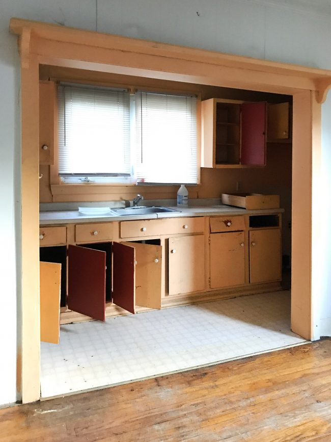 Heres What Its Looking Like Now Which Were Planning To Use As A Multi Functional Space To House The Washer And Dryer More Cabinetry Think Pantry