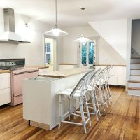 The Beach House Has A Kitchen! Well, Kinda, Sorta…
