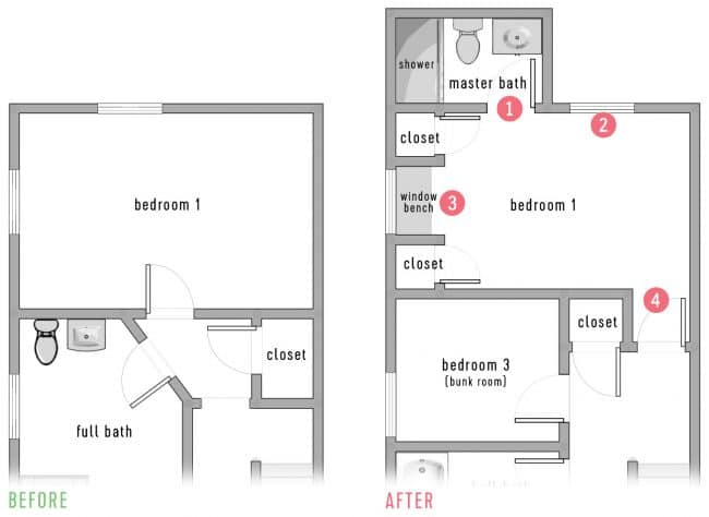 But There Is More Than Just An Added Bathroom Going On Back Here So Heres What You Should Take Note Of