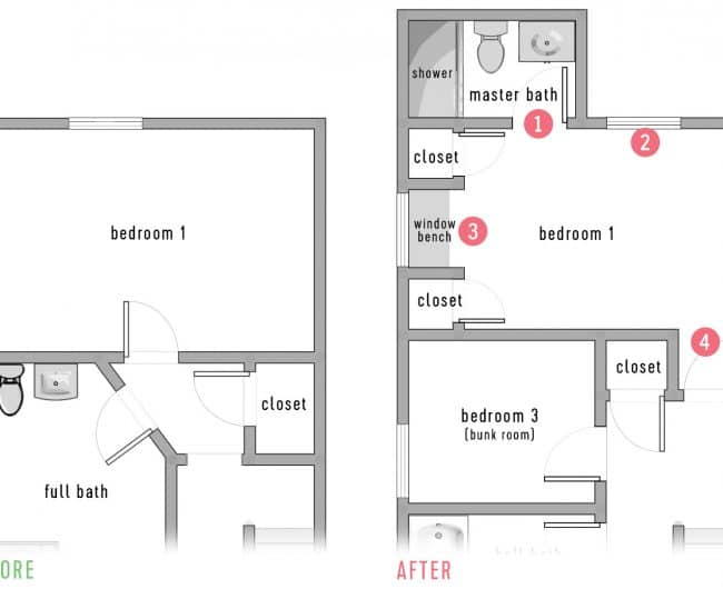 The New Duplex Floor Plan